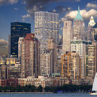 인공지능 추천 여행지 : 뉴욕 이미지