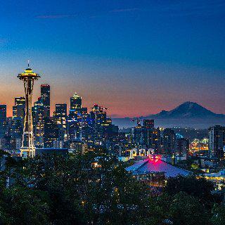 인공지능 추천 여행지 : 시애틀 이미지