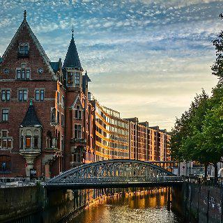 인공지능 추천 여행지 : 함부르크 이미지