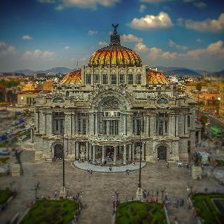 인공지능 추천 여행지 : 멕시코시티 이미지